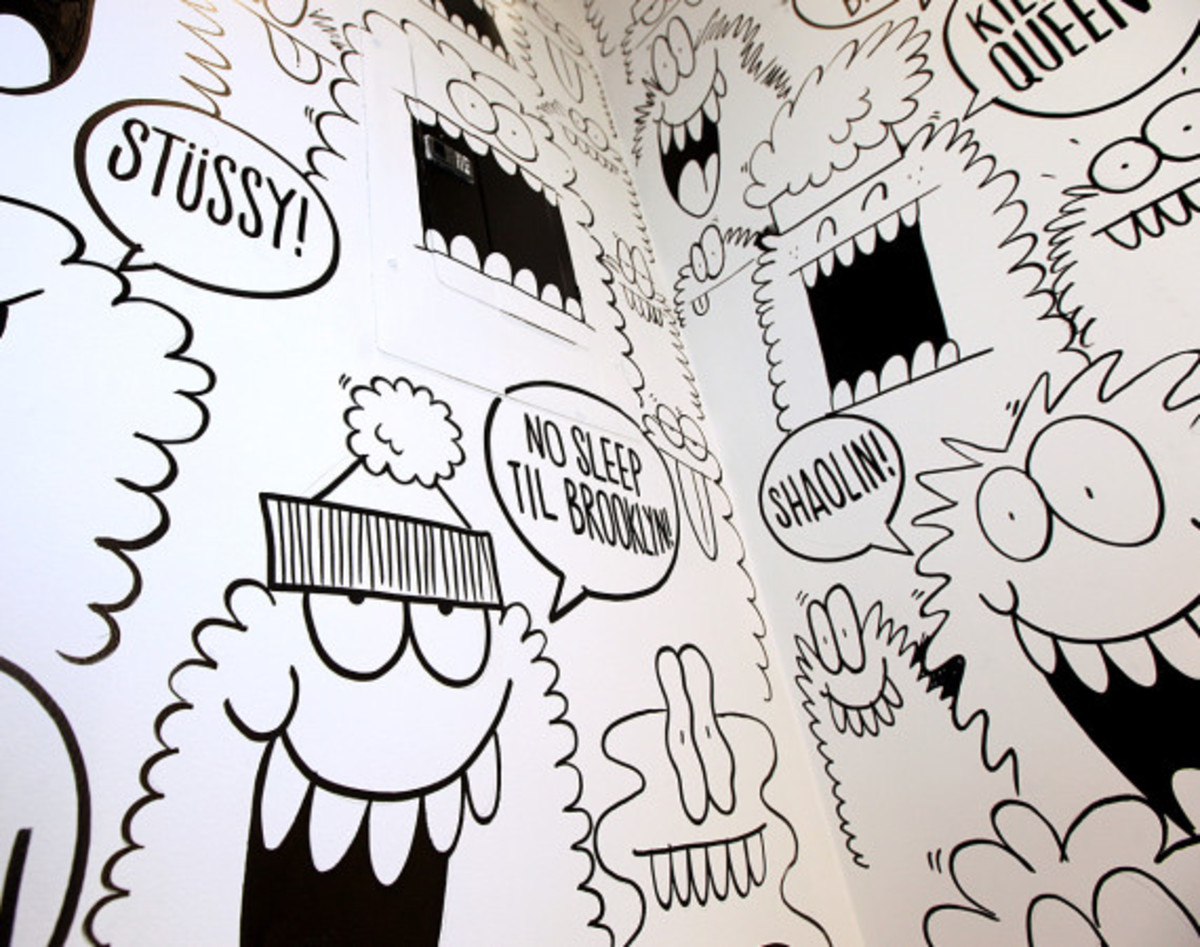 Stussy NYC x Kevin Lyons - Product Launch Party | Event Recap - 16