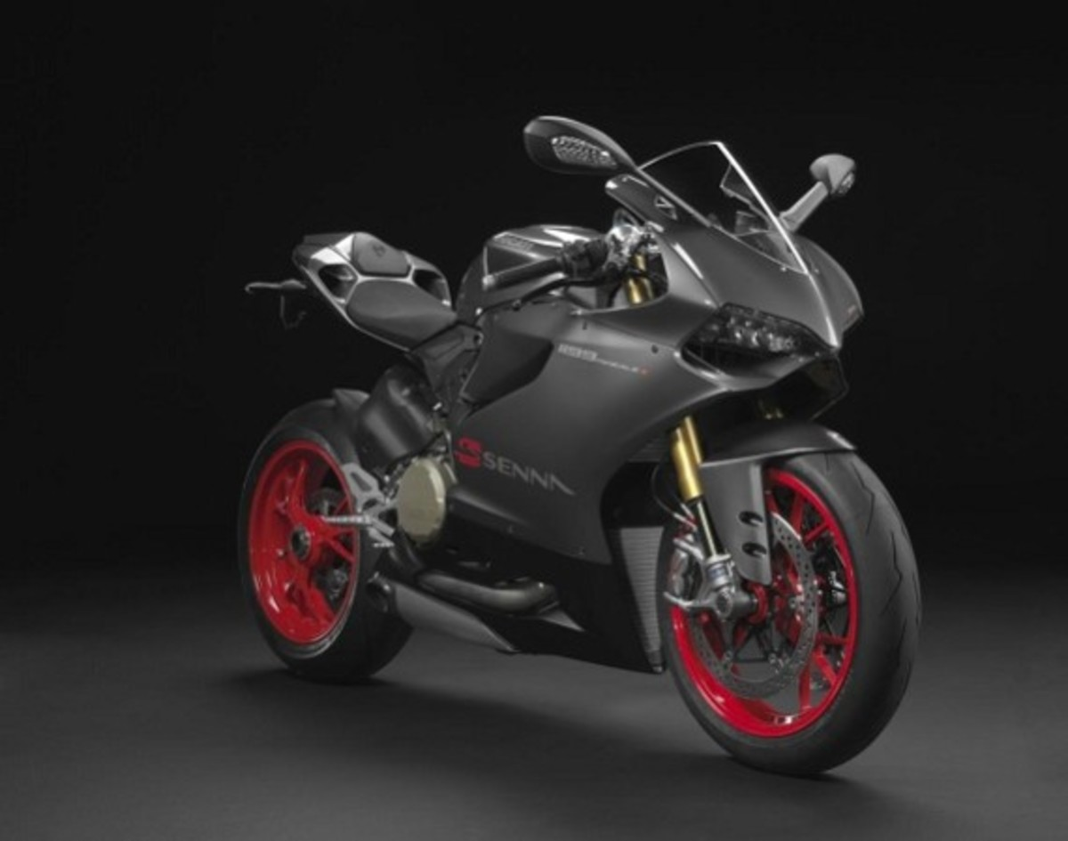 Ducatti - Brazil Exclusive 1199 Panigale S Special Edition Tribute to Ayrton Senna - 0