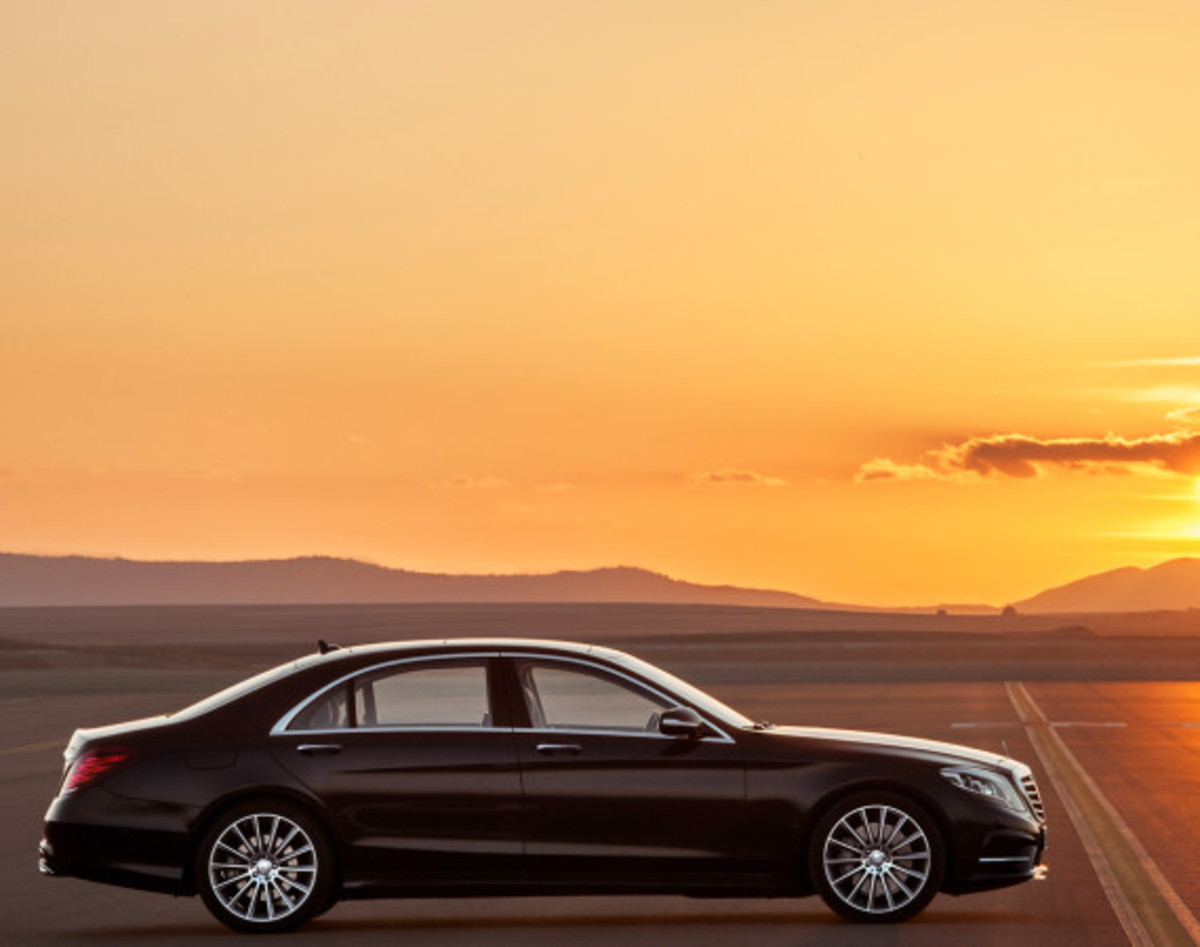 2014 Mercedes-Benz S-Class - New Flagship Model To Redefine Luxury - 48