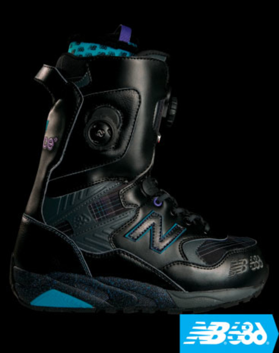 running shoes nice shoes discount 686 X New Balance MT580 - Snowboard Boots - Freshness Mag
