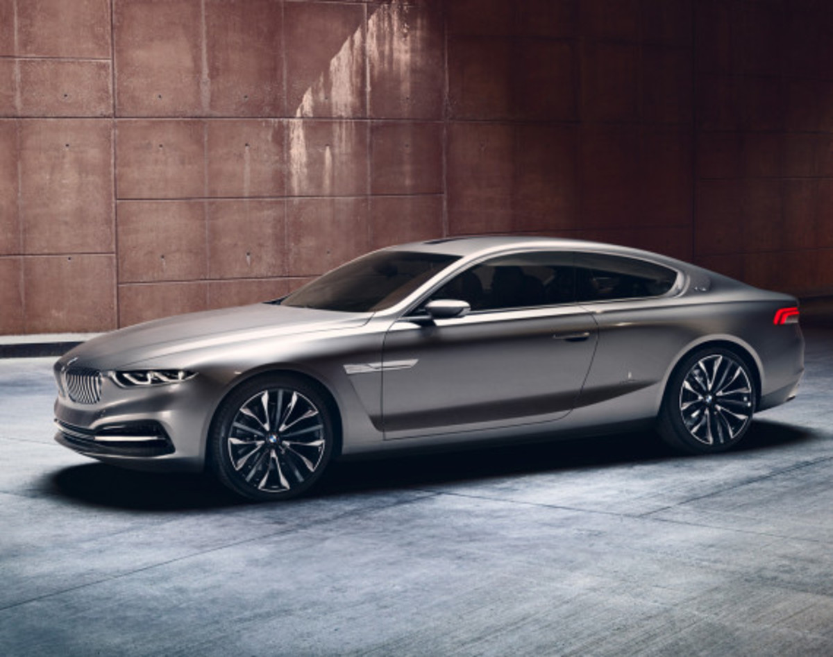 BMW Pininfarina Gran Lusso Coupé - Officially Unveiled - 3