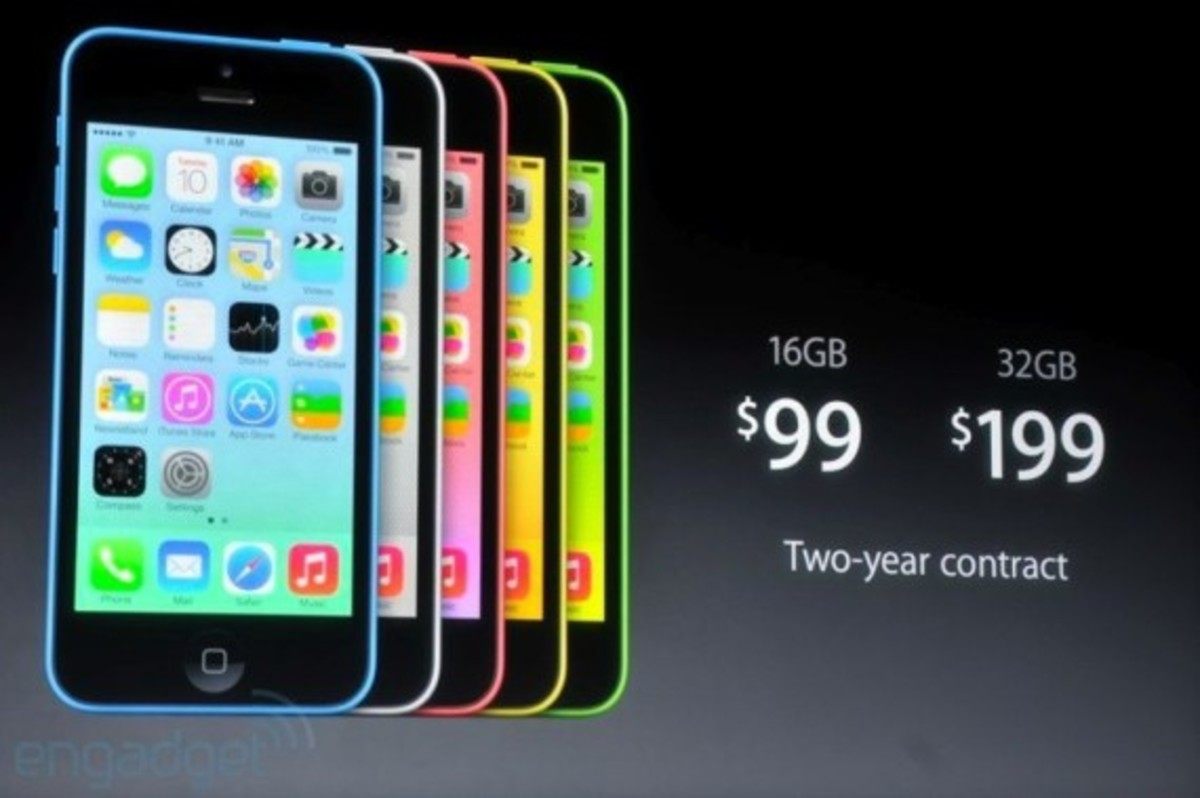 Apple iPhone 5C - Officially Unveiled - 26