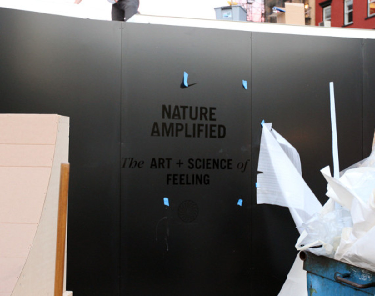 "Nike Free Hyperfeel – ""The Art + Science of Feeling"" Pop-Up Venue NYC - 5"
