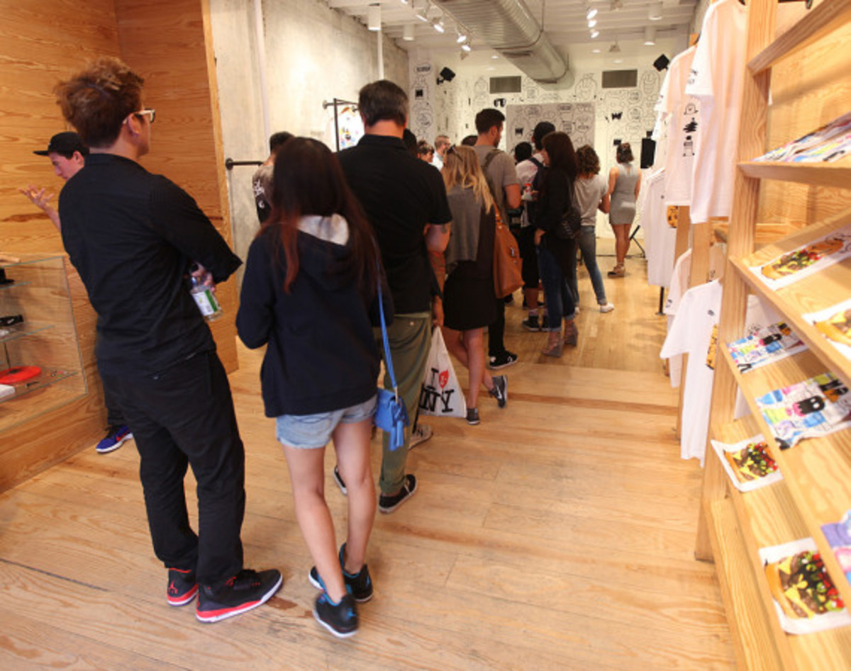 Stussy NYC x Kevin Lyons - Product Launch Party | Event Recap - 9
