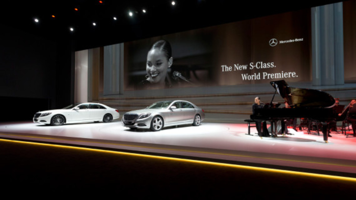 2014 Mercedes-Benz S-Class - New Flagship Model To Redefine Luxury - 36