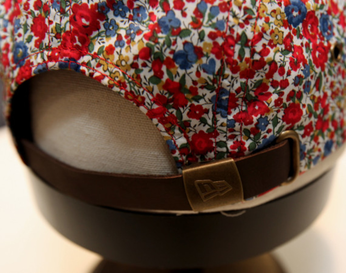 AGENDA Show NYC: Liberty x EK By New Era - Hat Collection - 11