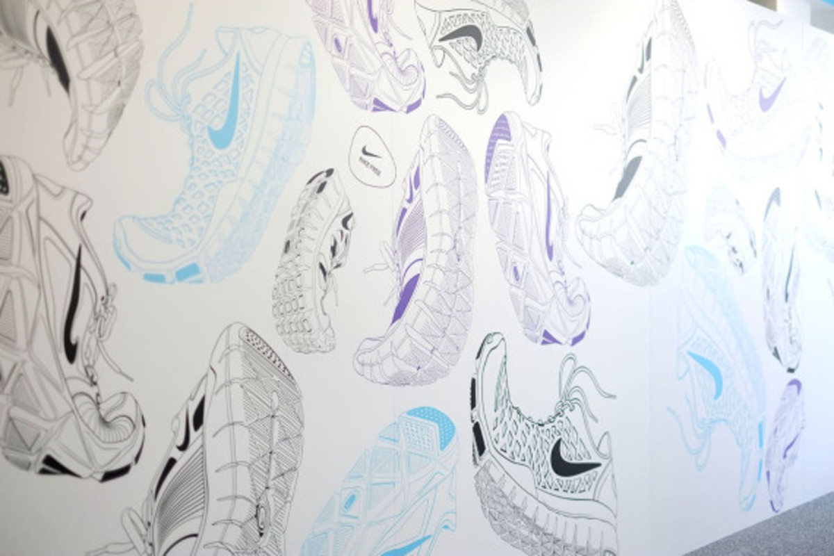 Nike UK Headquarters - Newly Redesigned By Rosie Lee - 37