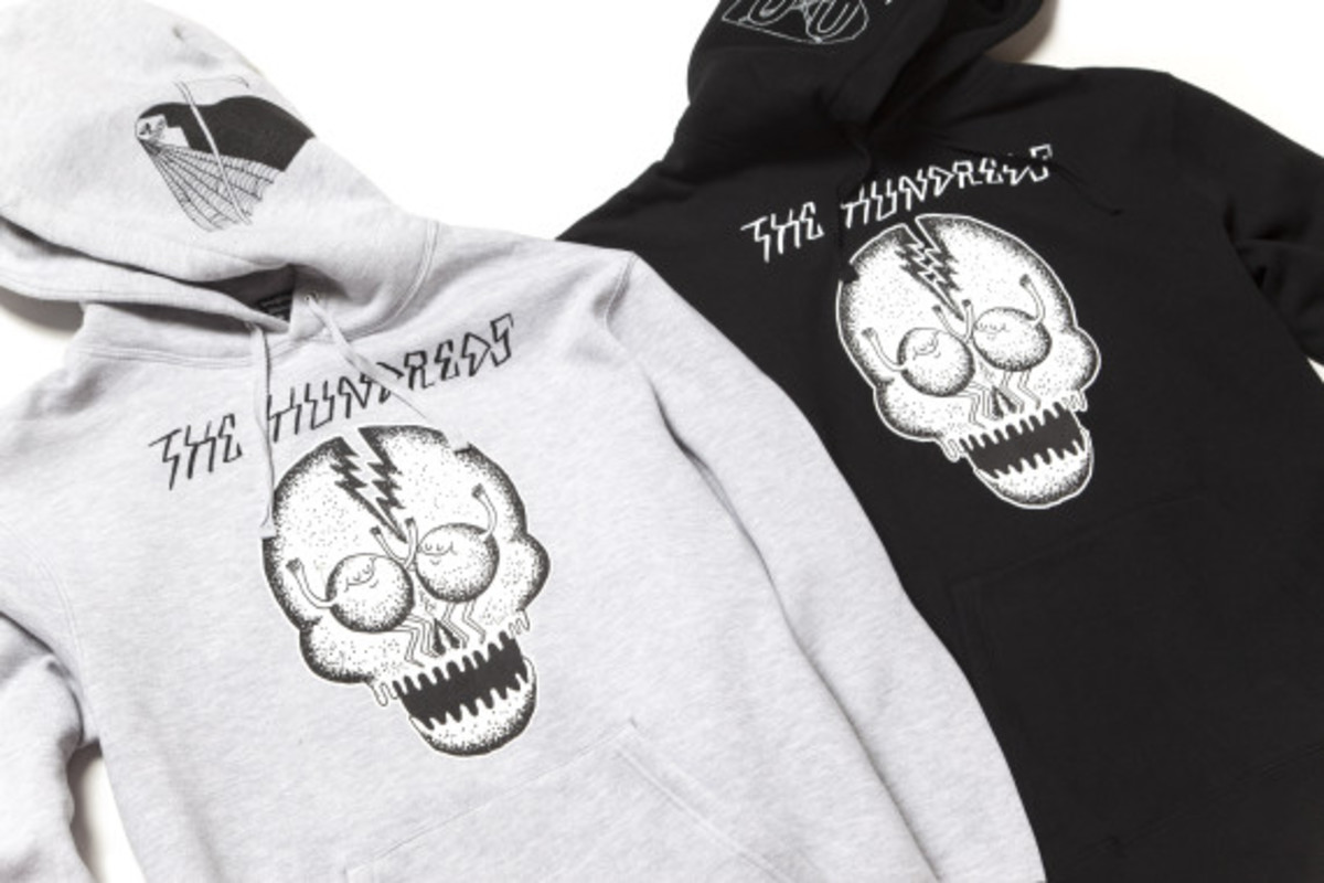 The Hundreds x Jay Howell - Collaboration Collection - 4
