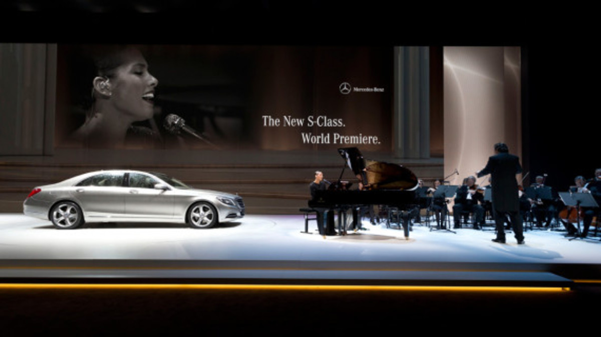 2014 Mercedes-Benz S-Class - New Flagship Model To Redefine Luxury - 38