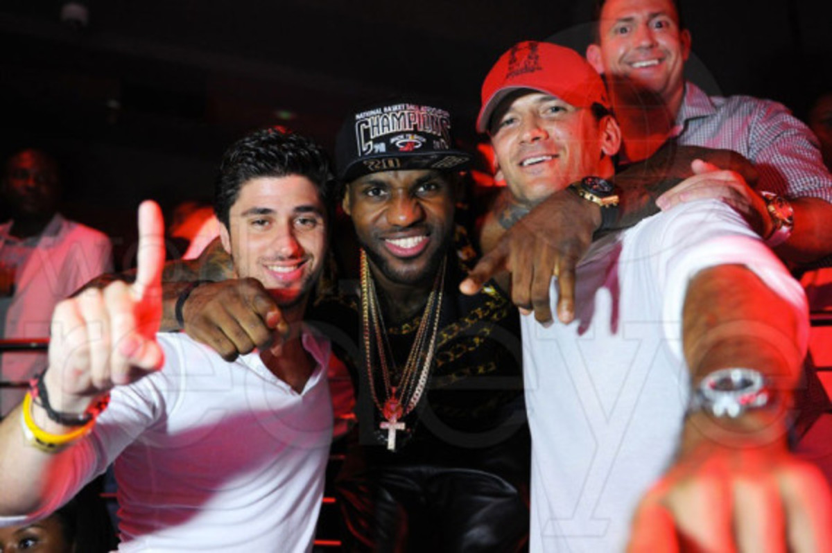 Miami Heat - 2013 NBA Championship After Party at STORY | Event Recap - 30