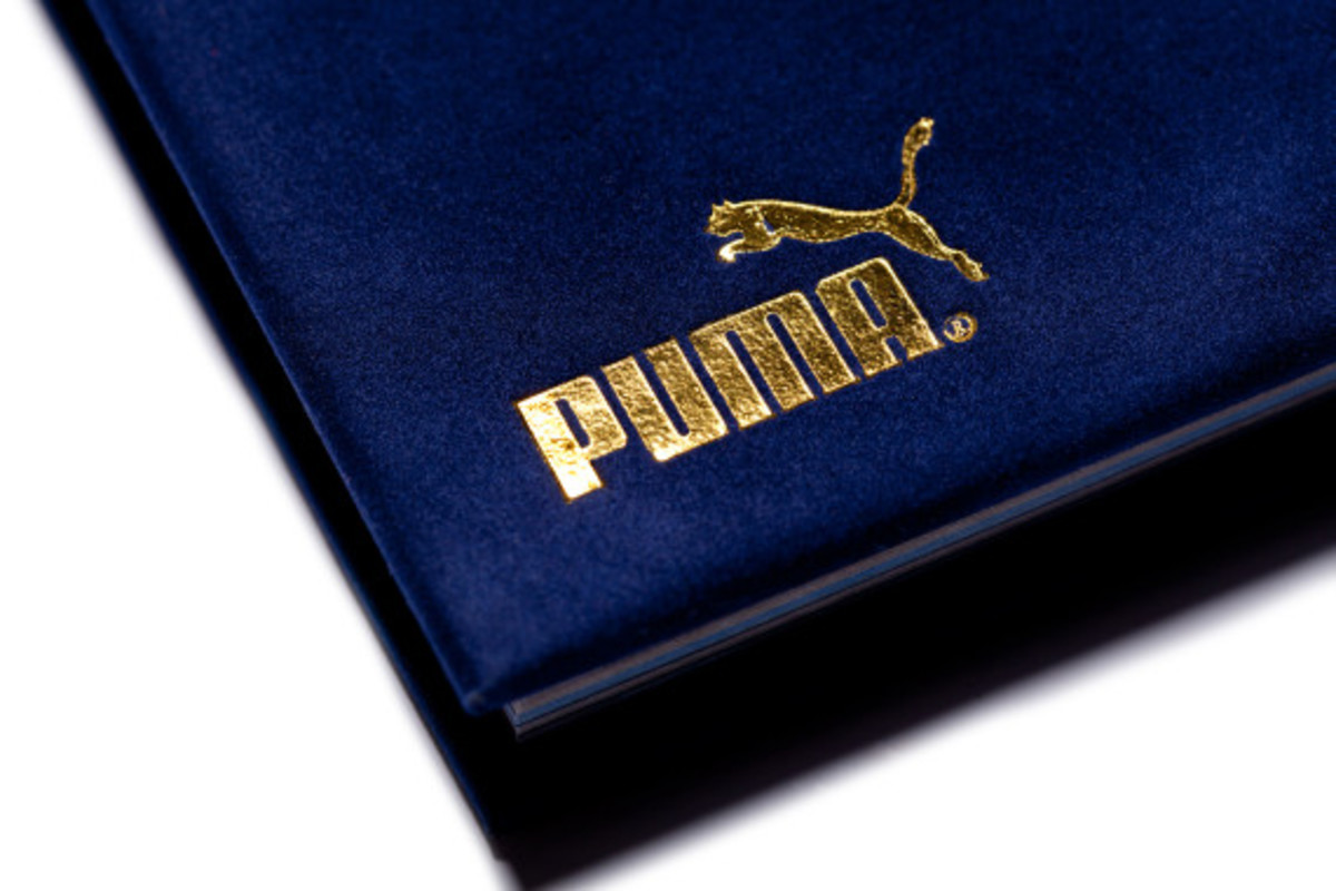 """XLV Stories of The Puma Suede"" Book - 5"