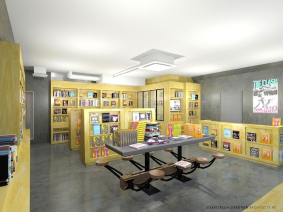 BOOKMARC by Marc Jacobs - New Flagship in Harajuku | Opening October 2013 - 2