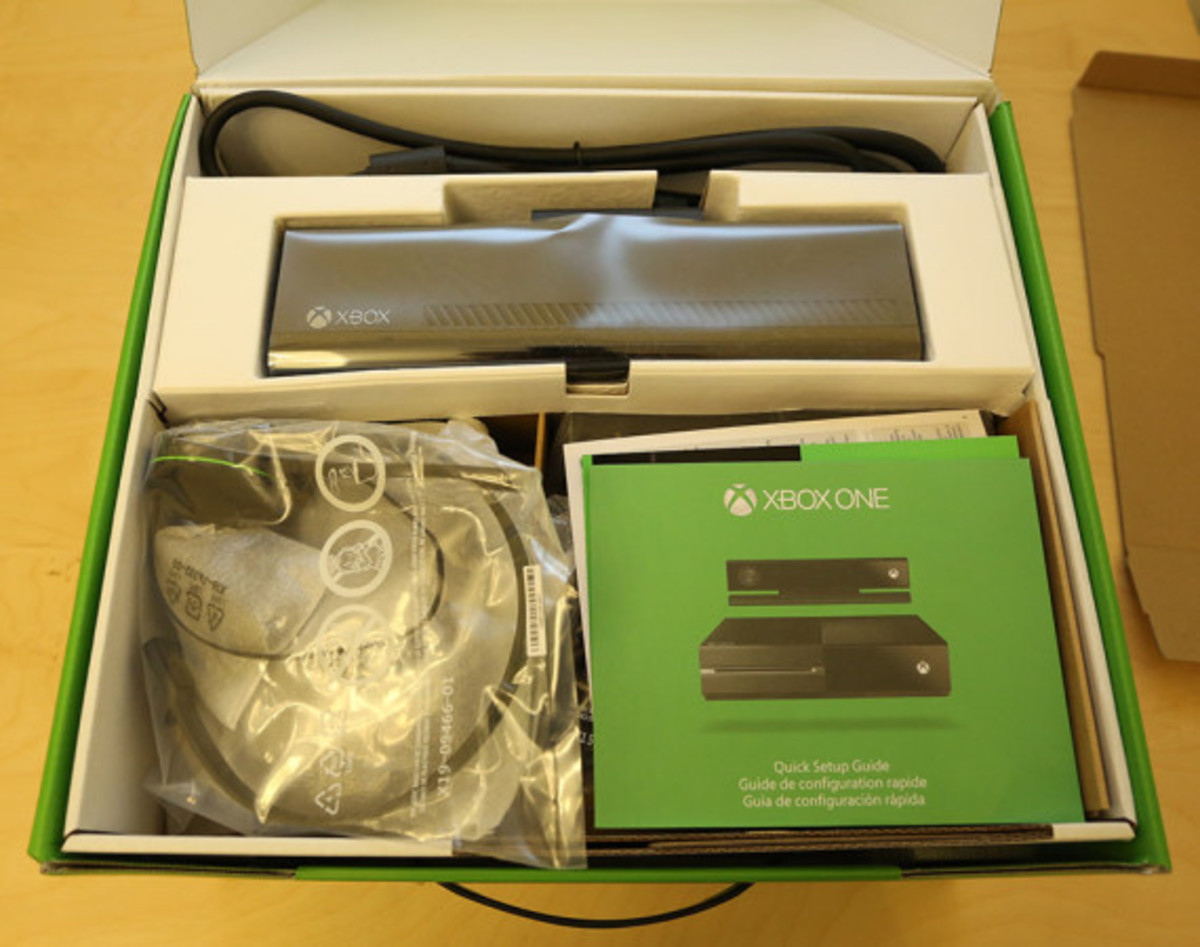 XBOX ONE - Unboxing - 3