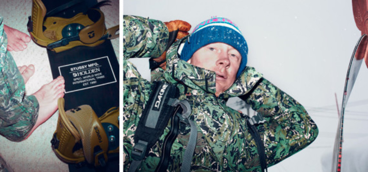 Holden x Stussy - Fall/Winter 2013 Collaboration Collection Lookbook | Video - 5
