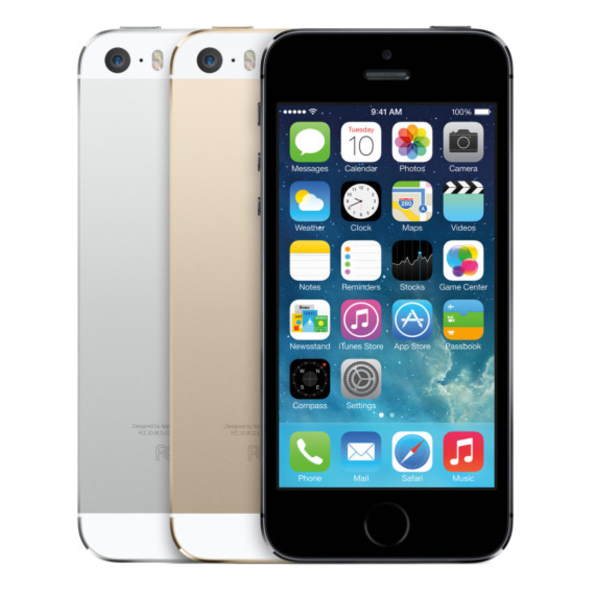 Apple iPhone 5S - Officially Unveiled - 0