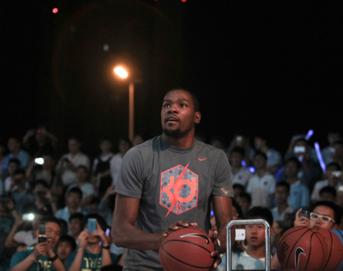 Nike Basketball Summer Nights 2013 with Kevin Durant | Event Recap - 11