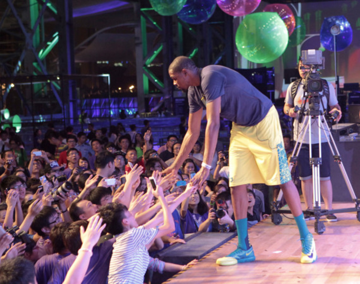 Nike Basketball Summer Nights 2013 with Kevin Durant | Event Recap - 3