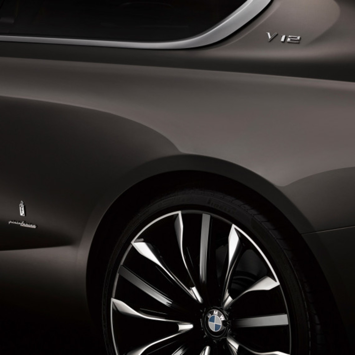 BMW Pininfarina Gran Lusso Coupé - Officially Unveiled - 29