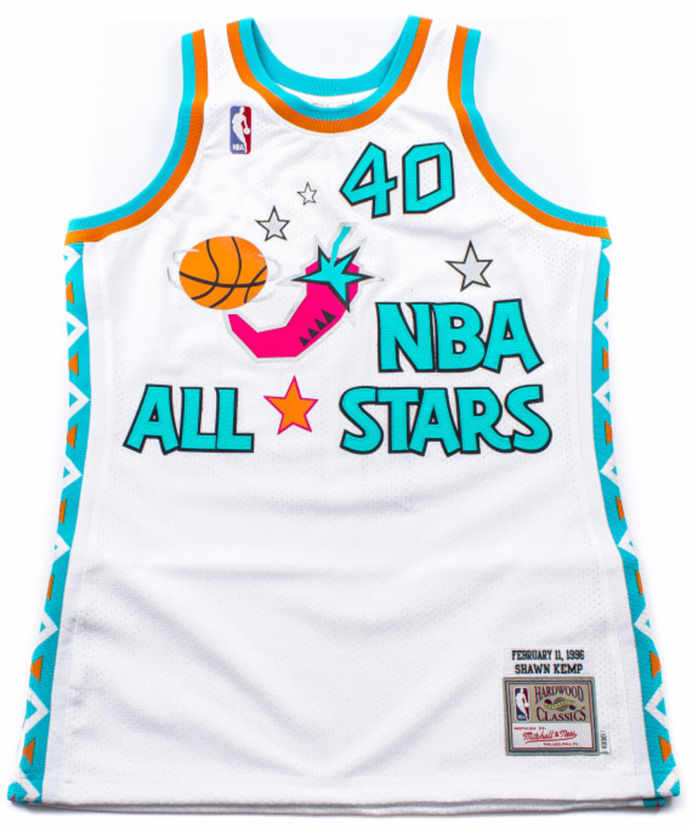 Packer Shoes x Mitchell & Ness - 1996 NBA All-Star Game Jersey - Shawn Kemp Edition - 7