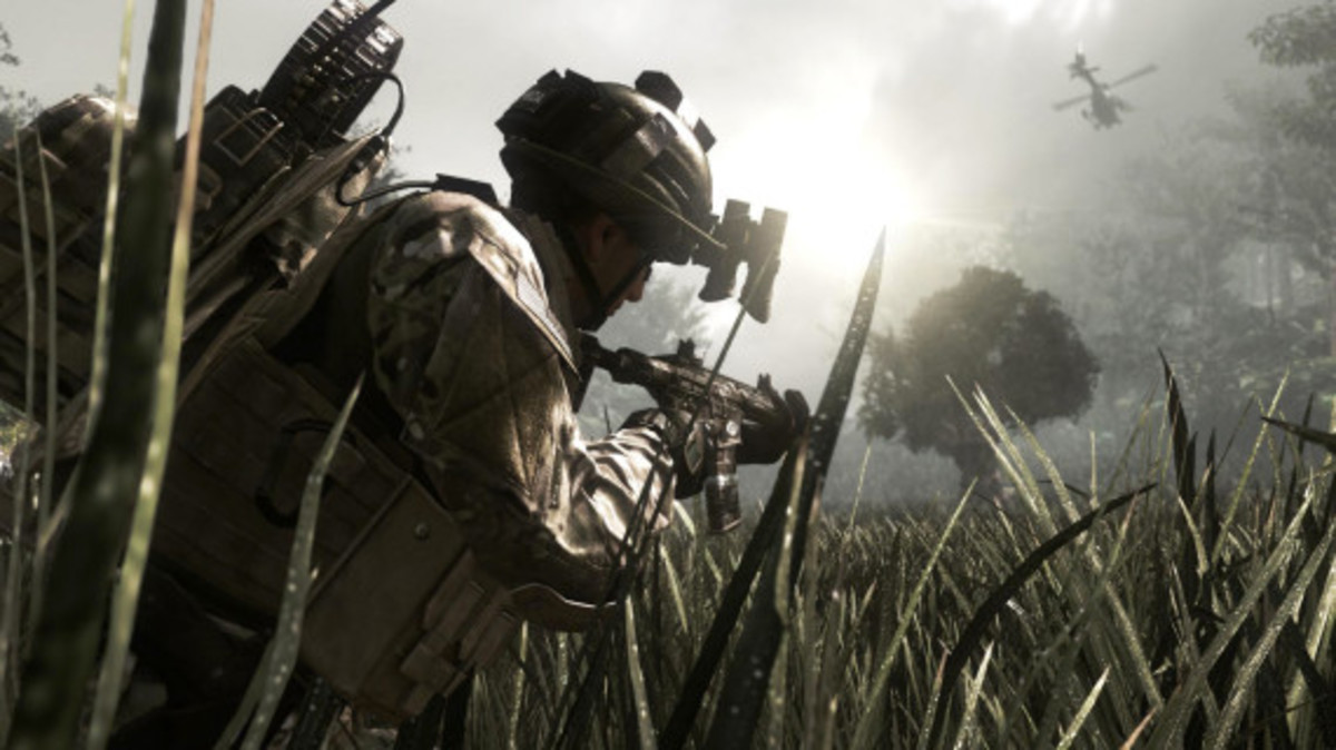 Call of Duty: Ghosts - Official Reveal Trailer | Video - 2