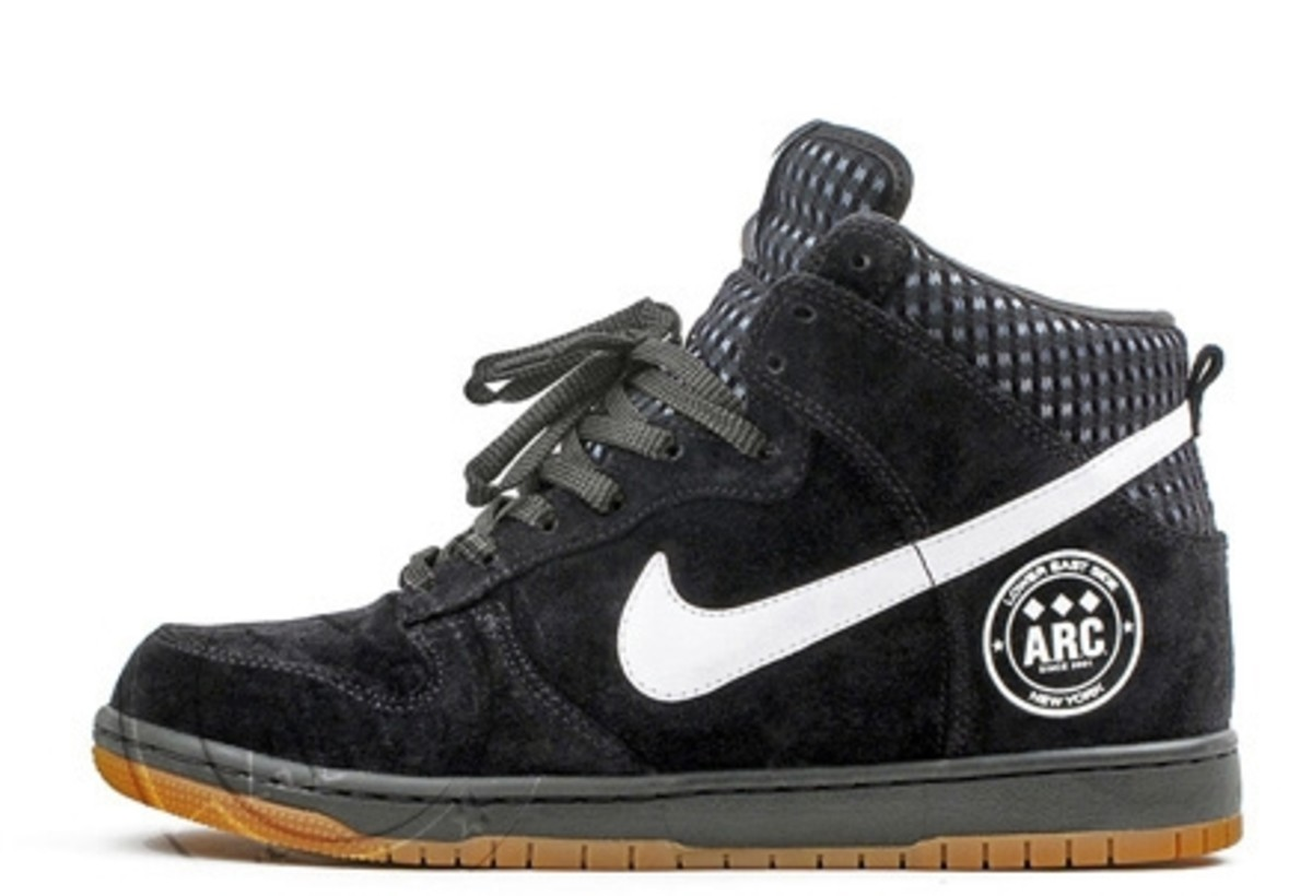 first rate 3aee7 c12ca A.R.C. X Nike Dunk High Supreme TZ   Release Info ...