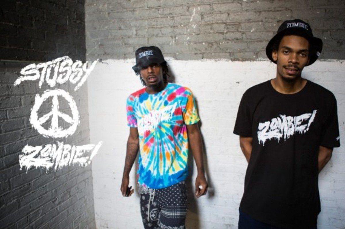 Stussy x Flatbush Zombies - Capsule Collection - 3
