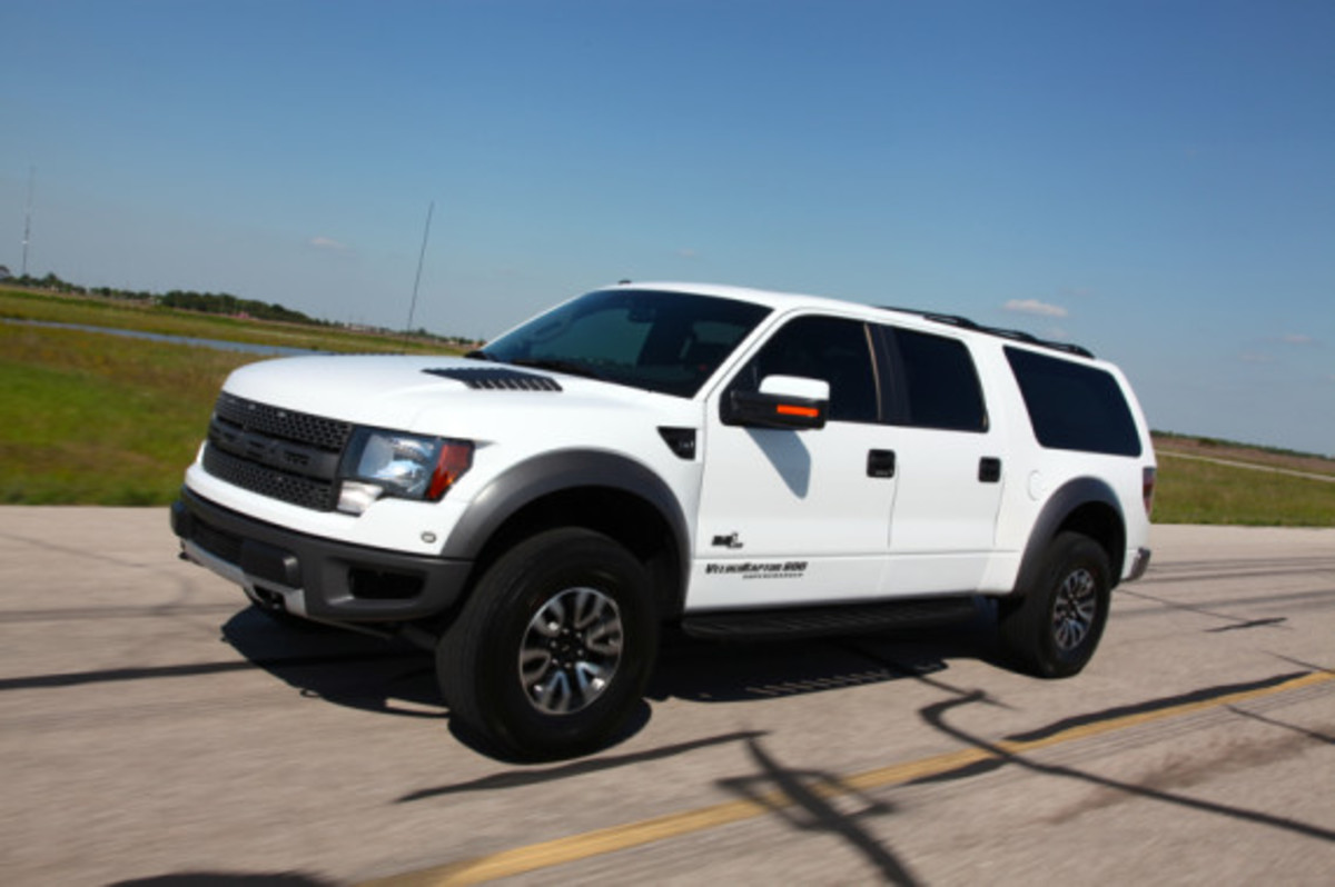 2013 Ford VelociRaptor SUV | Tuned by Hennessey Performance - 26