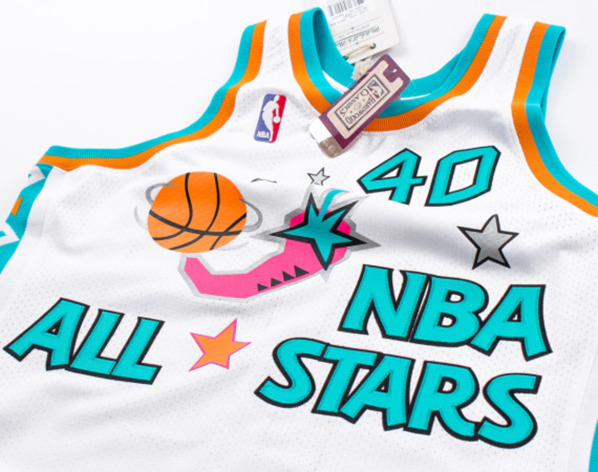 Packer Shoes x Mitchell & Ness - 1996 NBA All-Star Game Jersey - Shawn Kemp Edition - 0
