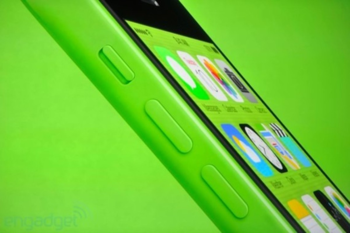 Apple iPhone 5C - Officially Unveiled - 19