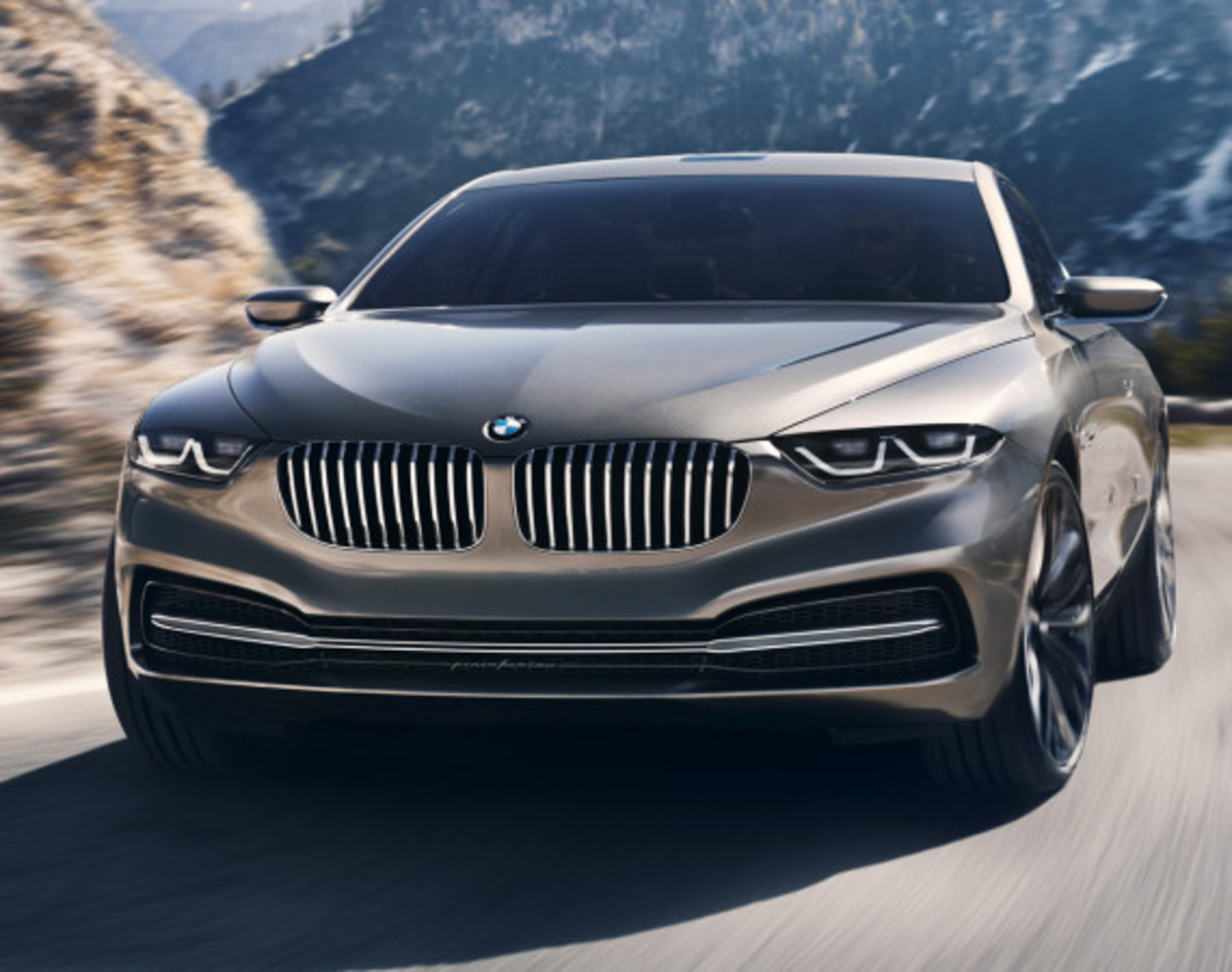 BMW Pininfarina Gran Lusso Coupé - Officially Unveiled - 21