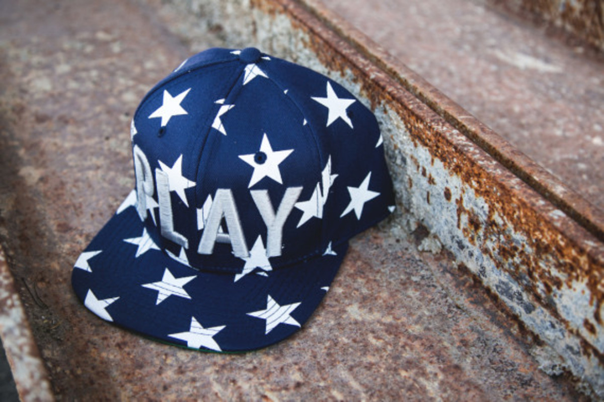 """Play Cloths - """"Past Time"""" Snapback Caps - 3"""