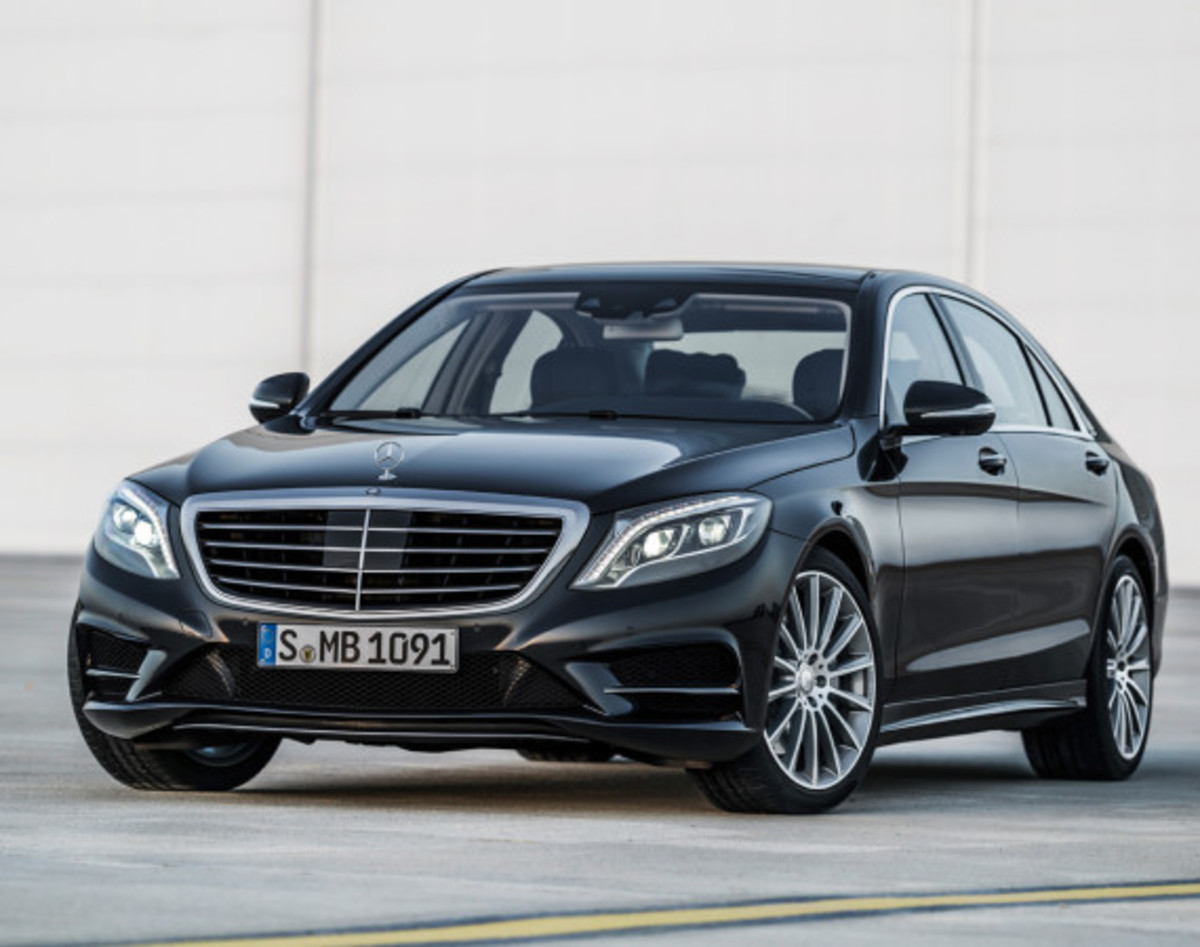 2014 Mercedes-Benz S-Class - New Flagship Model To Redefine Luxury - 44