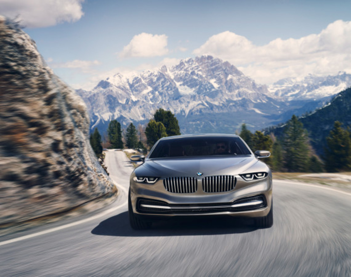 BMW Pininfarina Gran Lusso Coupé - Officially Unveiled - 18