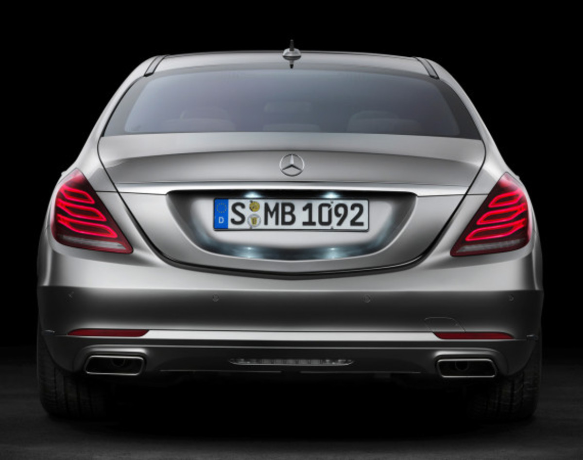 2014 Mercedes-Benz S-Class - New Flagship Model To Redefine Luxury - 10