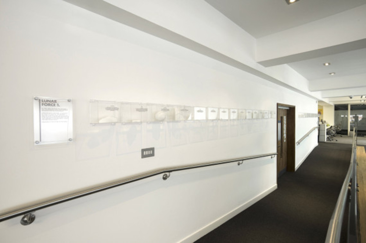 Nike UK Headquarters - Newly Redesigned By Rosie Lee - 46