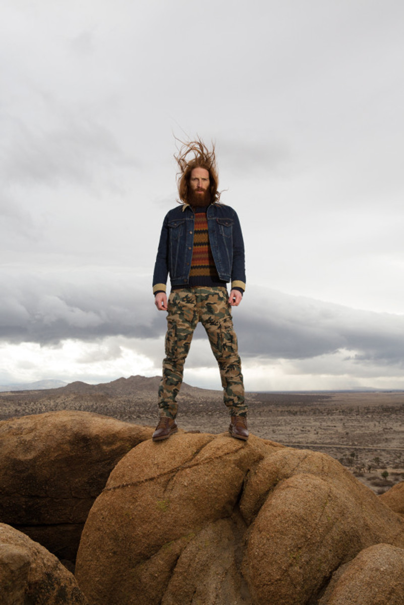 Levi's: The Modern Frontier - Fall 2013 Looks Now at Macy's - 8