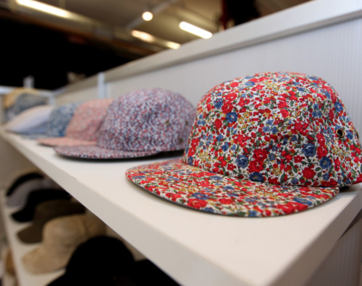 AGENDA Show NYC: Liberty x EK By New Era - Hat Collection - 13