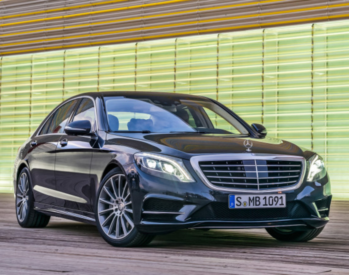 2014 Mercedes-Benz S-Class - New Flagship Model To Redefine Luxury - 46