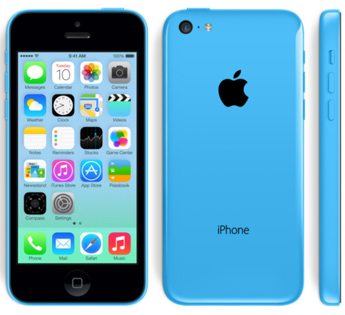 Apple iPhone 5C - Officially Unveiled - 6