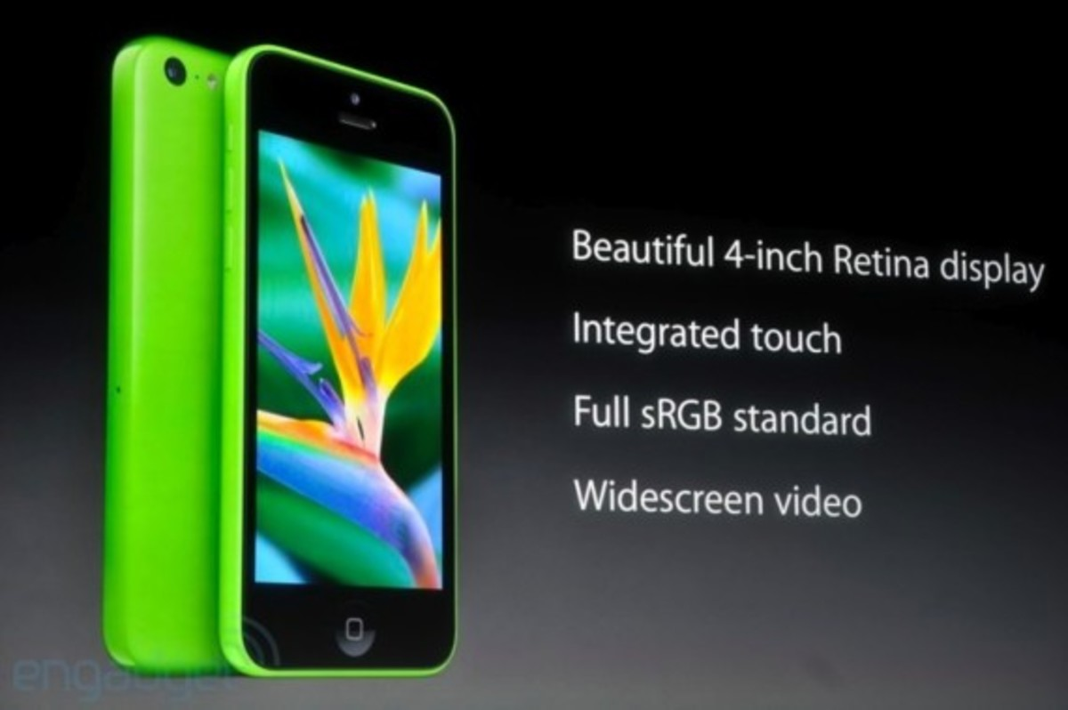 Apple iPhone 5C - Officially Unveiled - 22