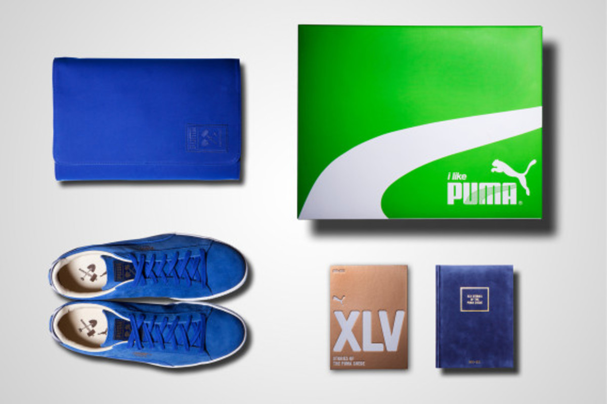 """XLV Stories of The Puma Suede"" Book - 11"
