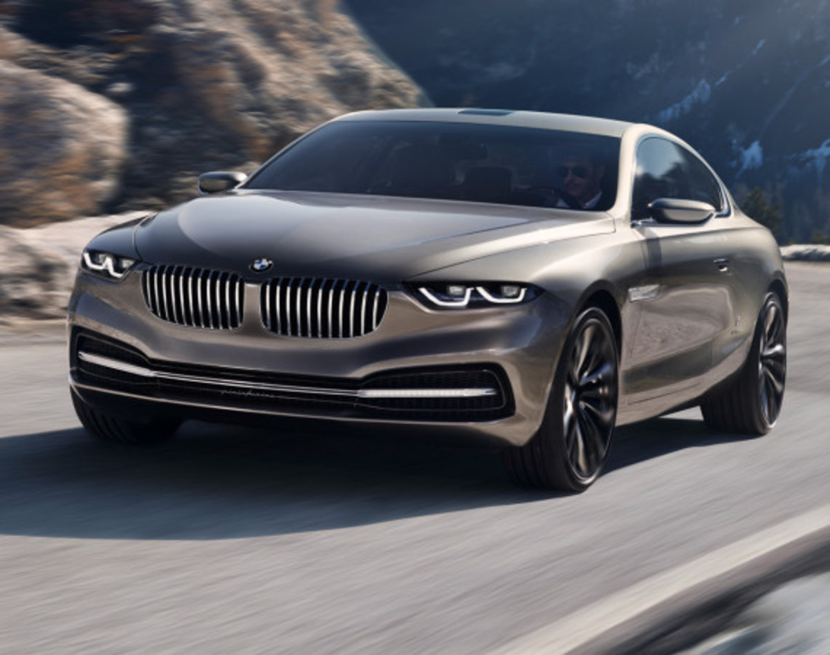 BMW Pininfarina Gran Lusso Coupé - Officially Unveiled - 17
