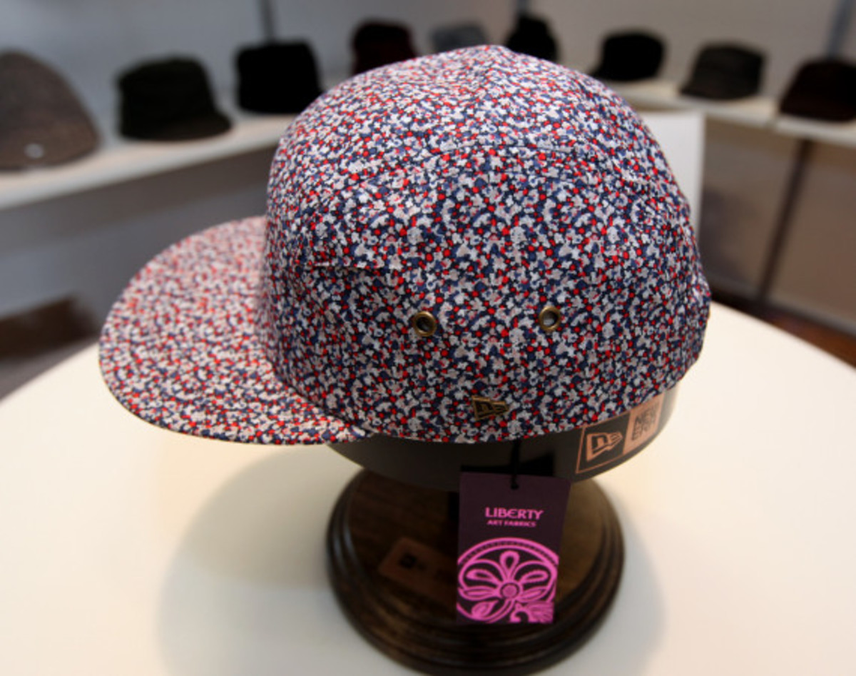 AGENDA Show NYC: Liberty x EK By New Era - Hat Collection - 4