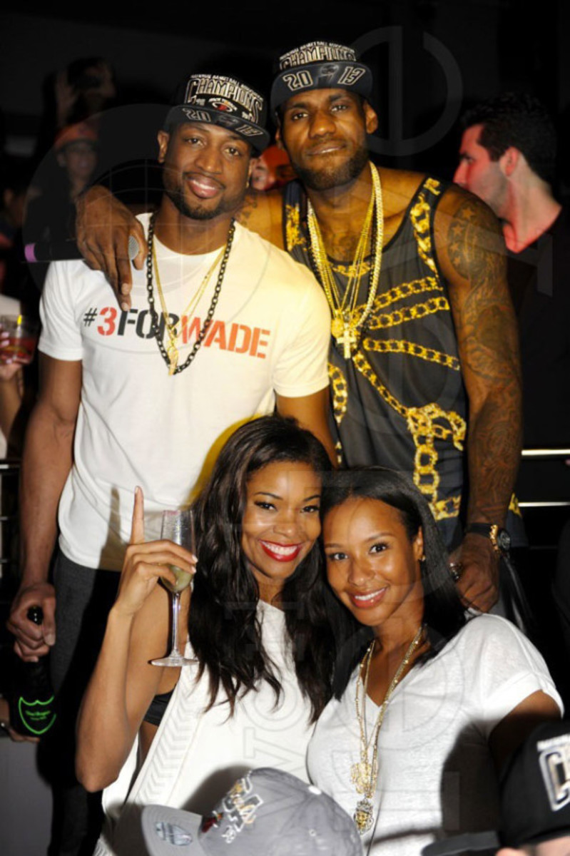Miami Heat - 2013 NBA Championship After Party at STORY | Event Recap - 8
