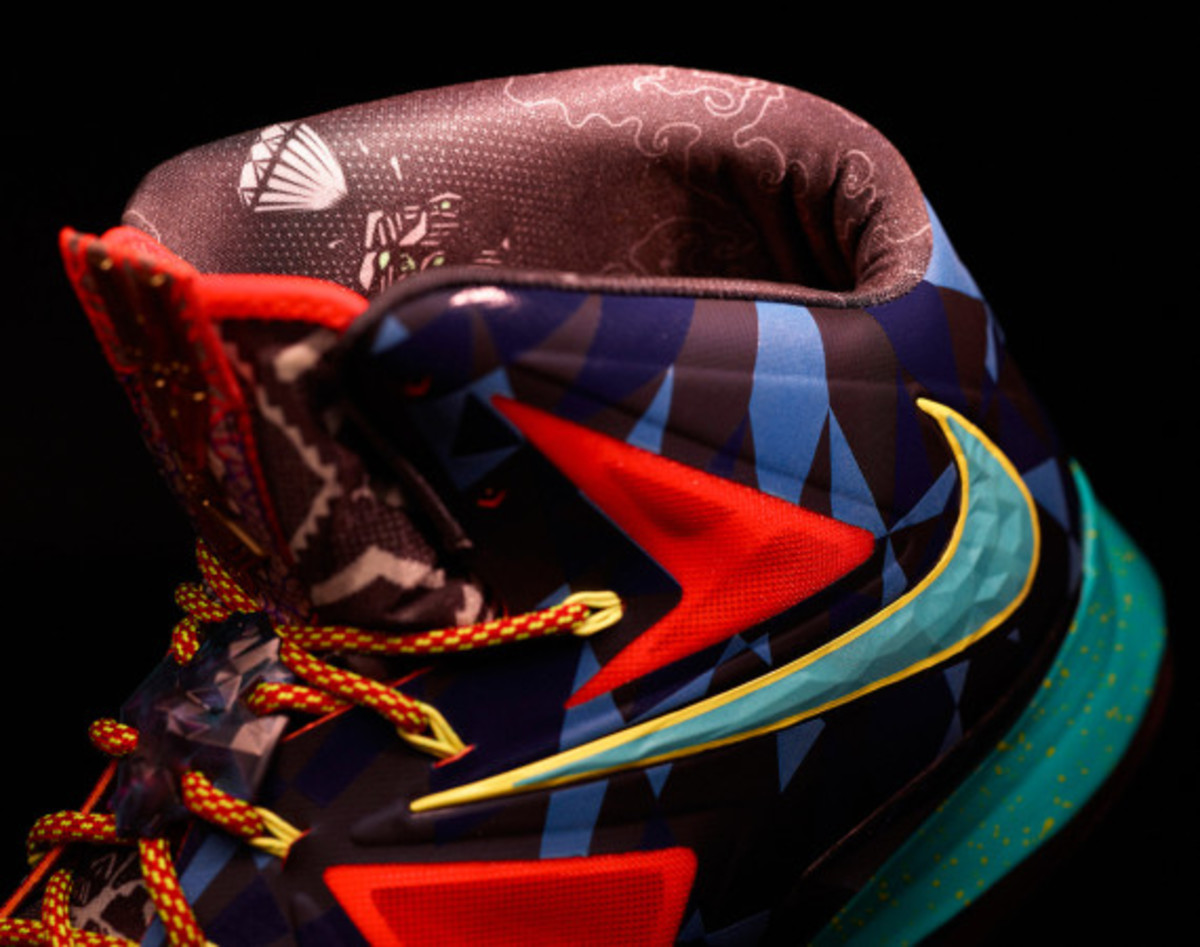 "Nike LeBron X ""MVP"" – Celebrating LeBron James' 4th NBA Most Valuable Player Award - 26"