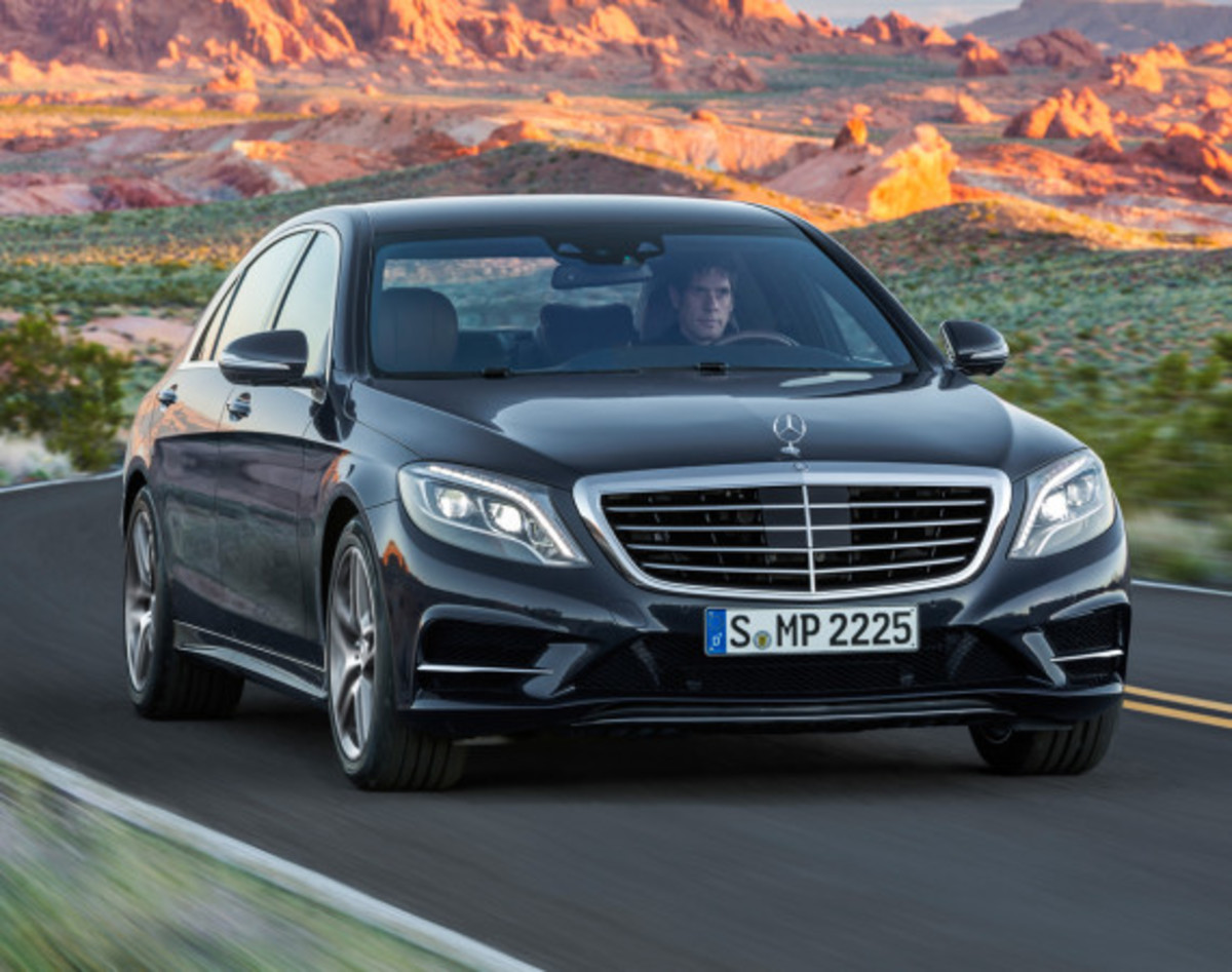2014 Mercedes-Benz S-Class - New Flagship Model To Redefine Luxury - 23