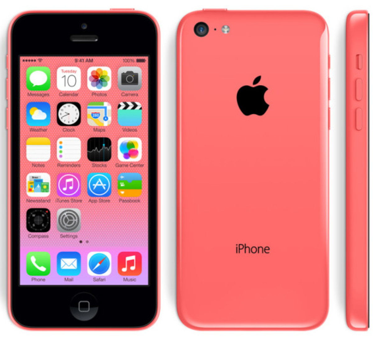 Apple iPhone 5C - Officially Unveiled - 10