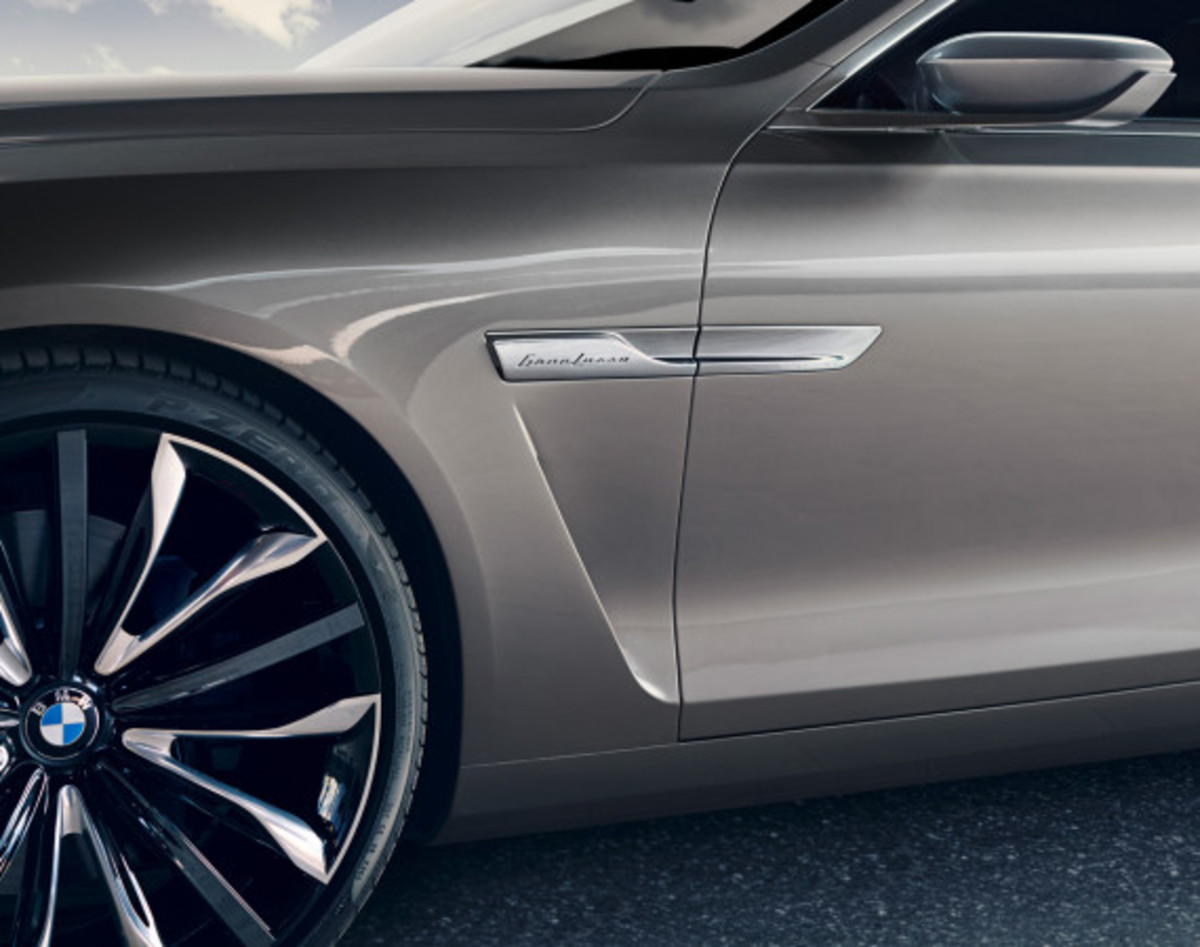 BMW Pininfarina Gran Lusso Coupé - Officially Unveiled - 27