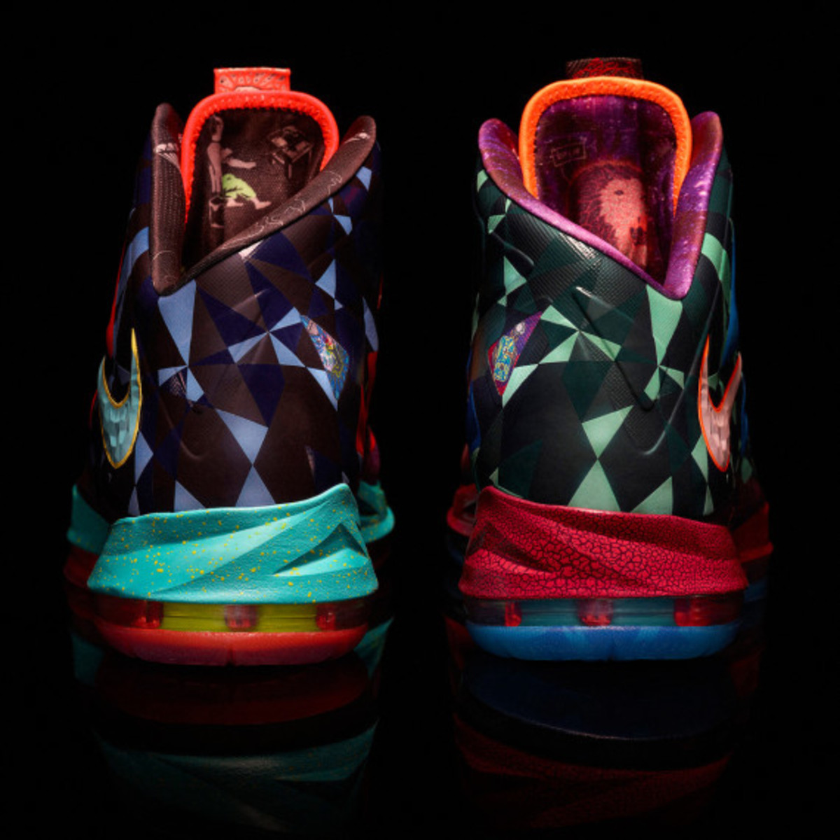"Nike LeBron X ""MVP"" – Celebrating LeBron James' 4th NBA Most Valuable Player Award - 9"