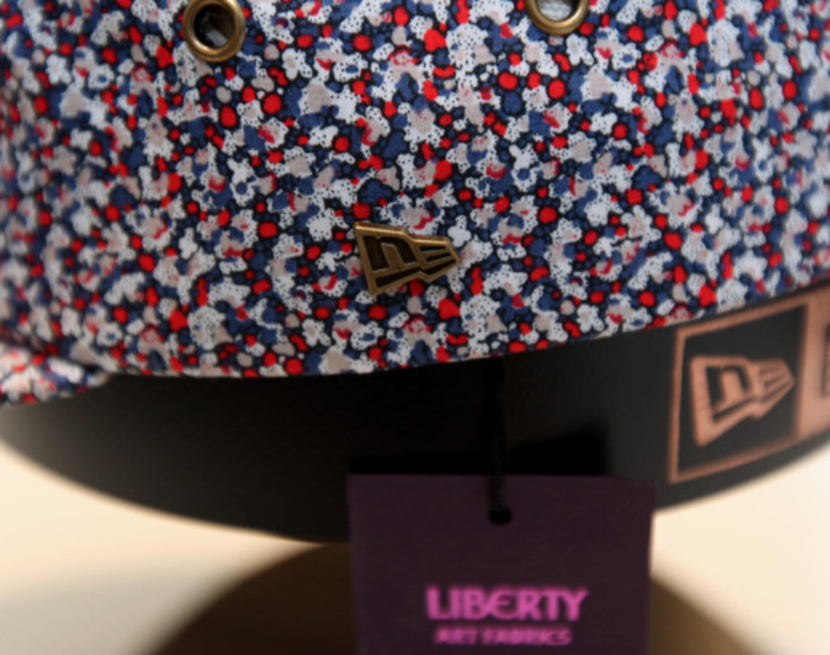 AGENDA Show NYC: Liberty x EK By New Era - Hat Collection - 2